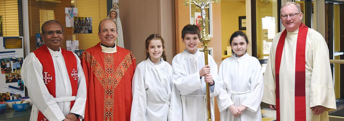Mont senior catholic